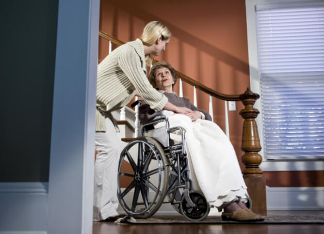 How to Fall-Proof Your Senior Loved One's Home