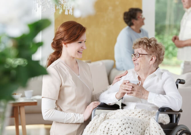 How to Talk to Your Senior Loved One About Home Care