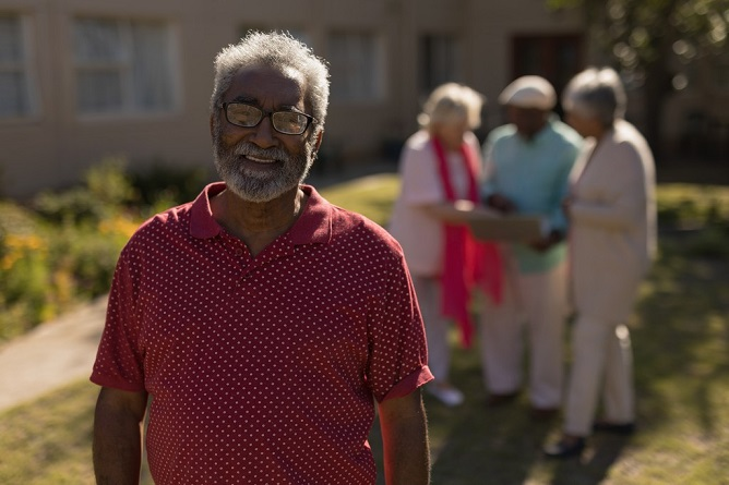 Keeping Seniors Connected